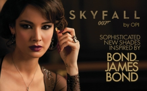 Skyfall Collection by OPI