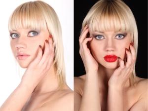Maquillaje Dia Noche