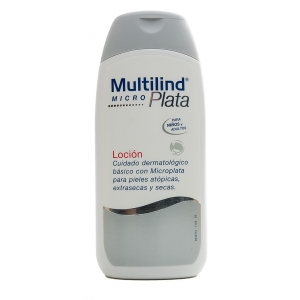 Locion Multilind micro plata