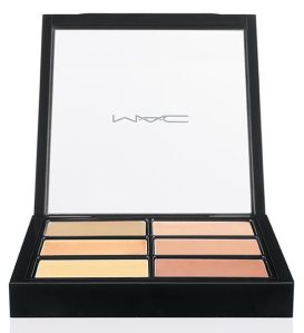 MAC studio pro-conceal correct palette light