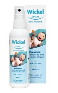 Spray para el pañal Wickel