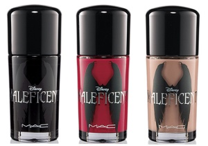 MAC-Maleficent nailpolish